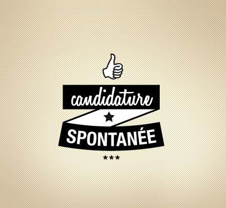 Job - Candidature spontanée